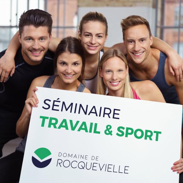 Domaine de Rocquevielle - Événement entreprise - Séminaire travail & sport