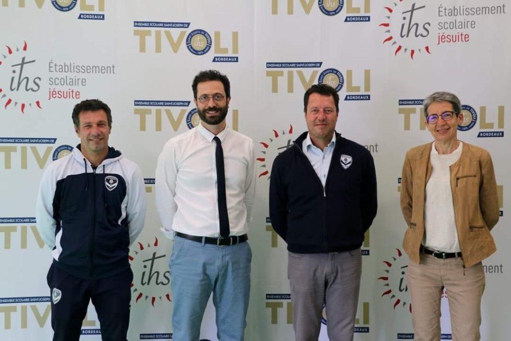 Partenariat entre le domaine de Rocquevielle et l'ensemble scolaire Saint-Joseph de Tivoli